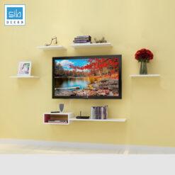 Kệ trang trí tivi treo tường BST41