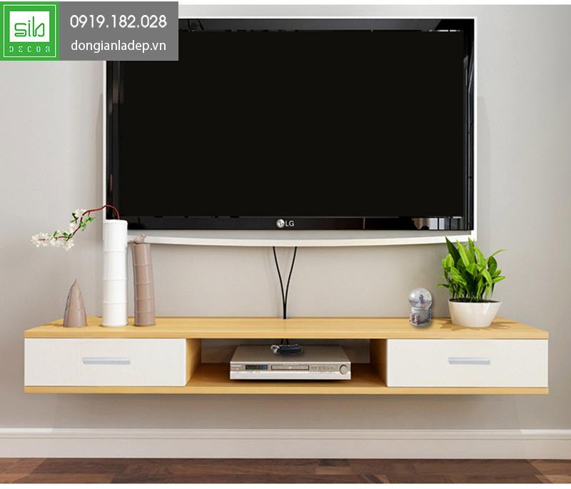 4. Kệ tivi treo tường KTV-1051