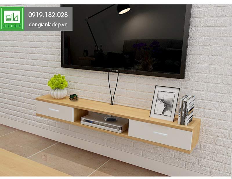 1. Kệ tivi treo tường KTV-1051