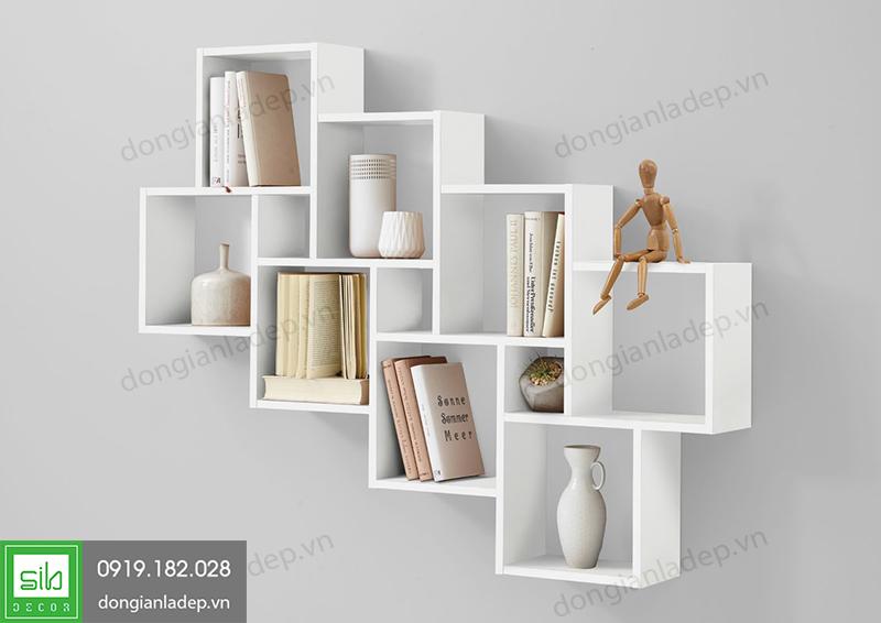 Màu trắng tinh khôi cho căn phòng sang trọng, hiện đại