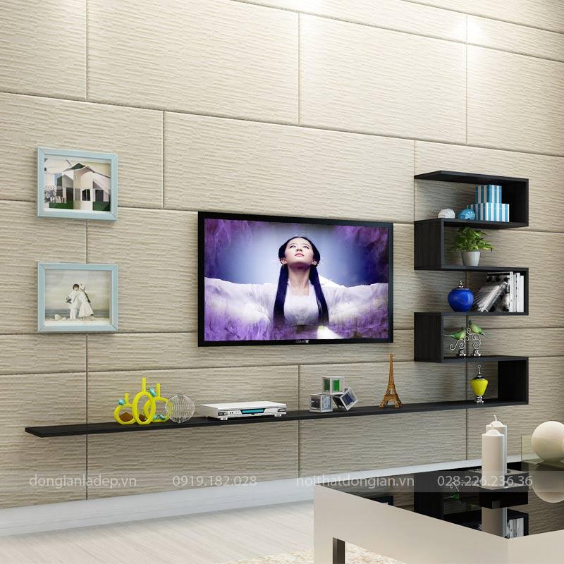 Kệ tivi TV130 màu đen