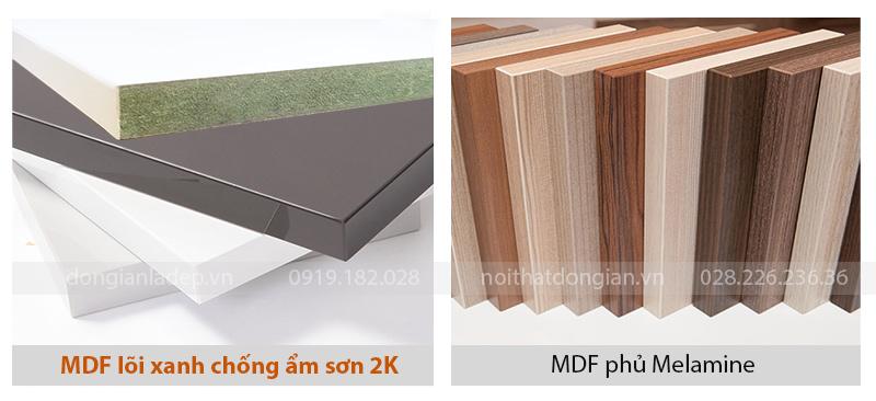 Dòng sản phẩm kệ gỗ sơn 2K cao cấp