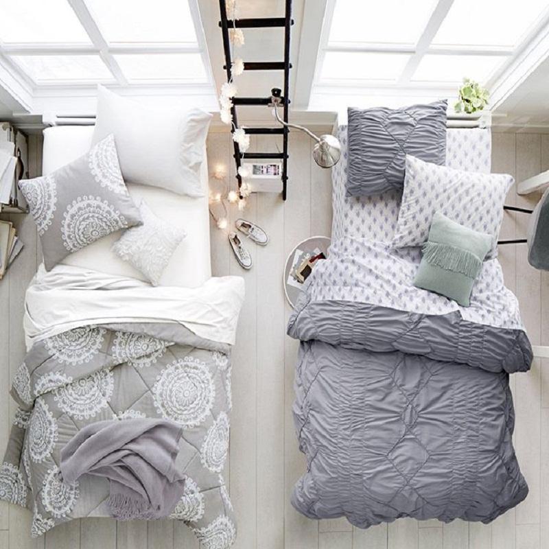 Phối màu hài hòa cho phòng dorm của bạn thêm mới lạ và thú vị