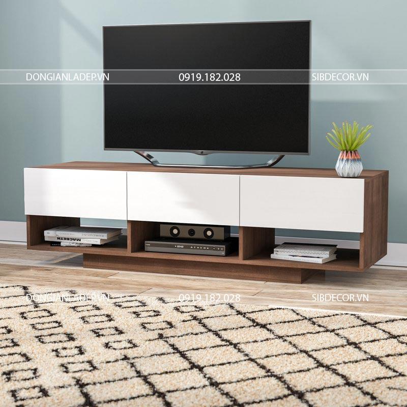 Kệ tivi TV118 hiện đại và sang trọng