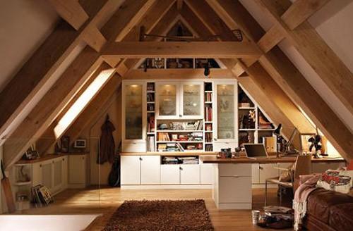 Một phòng làm việc đáng mơ ước