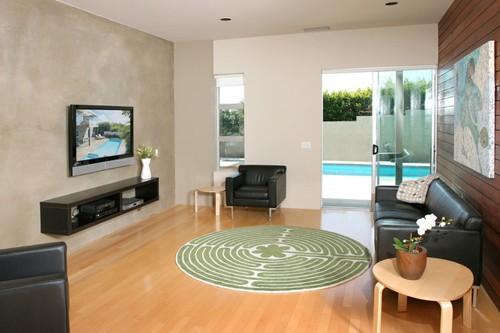 Cách bố trí nội thất tạo không gian rộng rãi cho căn phòng