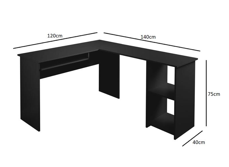 Kích thước bàn làm việc BLV41