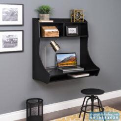 Bàn làm việc nhỏ này có thể để ở rất nhiều vị trí: phòng khách, phòng ngủ, phòng làm việc.