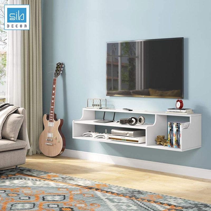 Kệ tivi TV79 trang trí phòng khách hiện đại