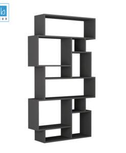 Kệ sách KS283 màu đen