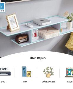 Ứng dụng của kệ trang trí tivi TV78