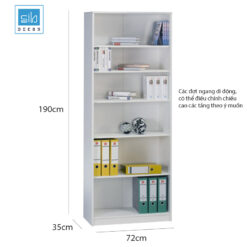 Kích thước tủ hồ sơ KS298