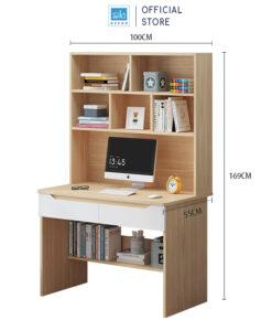 Kích thước bàn làm việc BLV08