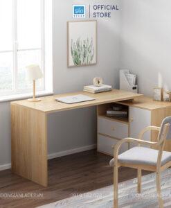 Là chiếc bàn có khả năng xoay đa hướng, phù hợp với nhiều vị trí trong nhà